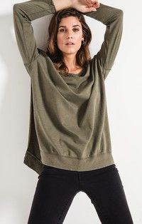 The Weekender Pullover Sweater / Z SUPPLY