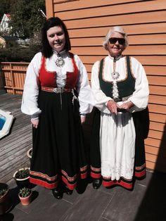Heidi and Grandma mai 17 2014