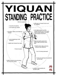 How to Do Tai Chi | How to Do: Standing Meditation