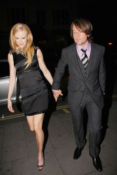 Keith Urban Photos - Nicole Kidman and Keith Urban in London - Zimbio