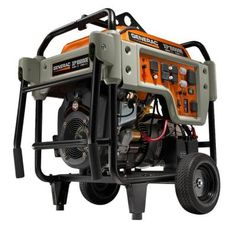The undisputed workhorse of the portable market, Generac's professional grade XP Series portable generators are engineered specifically with contractors and construction sites in mind. All models are Best Portable Generator, Rv Hacks, Small Engine, Outdoor Power Equipment, Engineering, Construction, Generators, Electric, Building