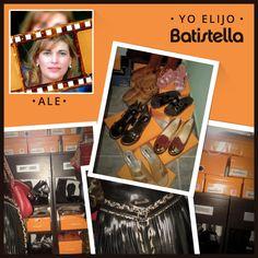 Ale, una gran clienta de nuestra tienda online, nos envió muchísimas fotos de su colección Batistella ¡Gracias por compartirlo!