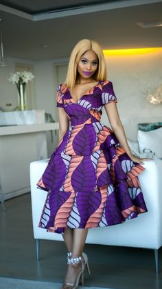 Traditional Dresses Designs, African Traditional Wedding Dress, African Fashion Traditional, Traditional Weddings, Best African Dresses, African Fashion Skirts, African Print Fashion, African Attire, Chitenge Dresses