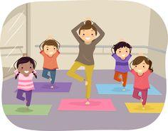 Faire du yoga avec son enfant