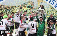 Glentoran FC, Irish Cup Winners 2015