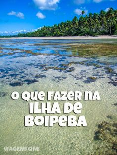 O que fazer na ilha de Boipeba, na Costa do Dendê da Bahia, ilha que fica ao lado de Morro de São Paulo #Boipeba #Bahia #Viagem