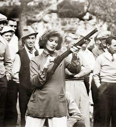 Badass Katharine Hepburn