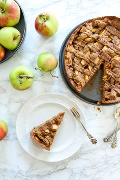 Der Beste Apfelkuchen