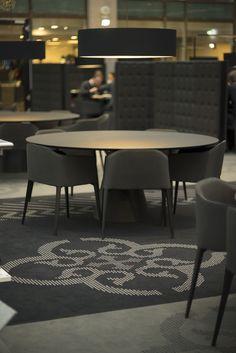 Corporate Canteen designed by Metropolis arkitektur & design. Canteen, Banquet, Staging, Restaurants, Public, Windows, Art Prints, Interior, Projects