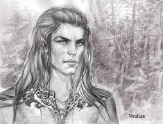 Young King (Feanor) by Venlian.deviantart.com on @deviantART
