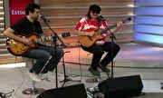 Estúdio i - Moraes Moreira a Davi Moraes se apresentam juntos no Rio | globo.tv