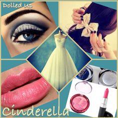 Cinderella makeup palette