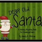 Ho! Ho! Ho!!!!!    This cute little rhyming book is a great tool to use with your Kindergarten students to introduce, practice, or remediate rhymin...