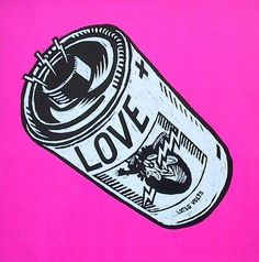 Love Battery - Dayglo