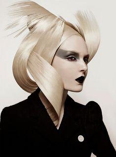 Nicolas Jurnjack | Hair Stylist | Fashion & Beauty Portfolio