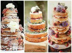 Naked cake 😍