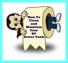 How to Maintain and Clean Your RV's Black Water Tank