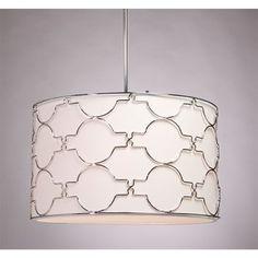 morocco chrome four light circular drum pendant drum pendant lighting ceiling lighting