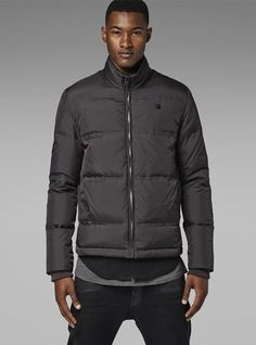 LOCKSTART DOWN JACKET