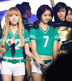 #SNSD #Yoona #Jessica