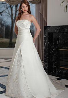 wedding dresses princess wedding dresses bling wedding dresses mermaid with sleeves a-line/princess strapless chapel bridal gowns