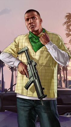 Gta 5 Pc Game, Gta 5 Games, Grand Theft Auto Games, Grand Theft Auto Series, Gta V Iphone Wallpaper, Hd Wallpaper, Franklin Gta 5, Rockstar Games Gta, Gta 5 Mobile