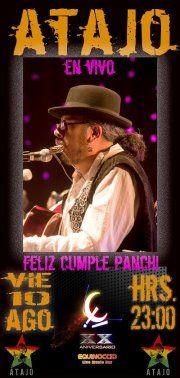 HIPPY VERDEI PANCHI! con ATAJO FESTEJAMOS EL CUMPLE DE PANCHI MALDONADO EN EL EQUI
