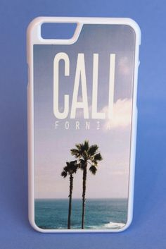 California Palm Trees Phone Case