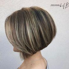 Modern Bob Hairstyles, Bob Wedding Hairstyles, Inverted Bob Hairstyles, Short Layered Haircuts, Medium Bob Hairstyles, Short Bob Haircuts, Hairstyles Haircuts, Short Cuts, Braided Hairstyles
