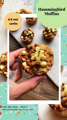 Healthy Living Recipes, Clean Eating Recipes, Real Food Recipes, Dessert Recipes, Gluten Free Recipes, Low Carb Recipes, Easy Recipes, Hummingbird Cake Recipes, Grain Free Granola