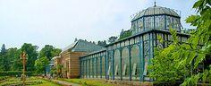 """Wilhelma Zoo Stuttgart - Maurisches Landhaus """"Alhambra am Neckar"""""""