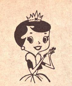 """""""arroz Miraflores"""" detall publicitat revista """"EVA"""" Chile 1963"""
