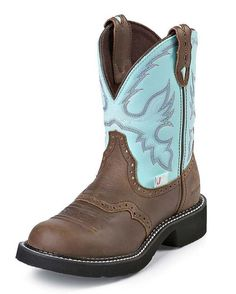 Justin Gypsy Bay Apache Waterproof boot - loved these, I need another pair!