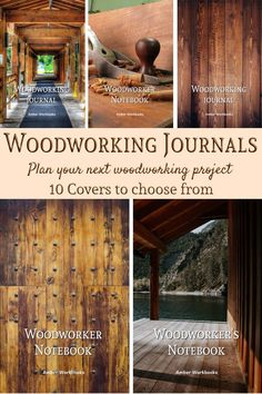 Plan your next woodworking project with the help of this note book, with a materials list and special pages for sketches to flesh out your ideas. Woodworking Journal, Woodworking Ideas, Project Planner, Graph Paper, Journal Notebook, Project Yourself, The Help, Sketches, How To Plan
