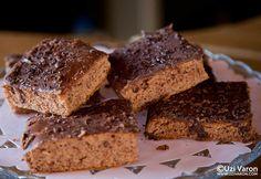 "Mokkapalat (Finnish ""brownies"")"