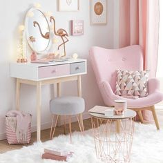 Girly Bedroom Decorating Ideas #bedrooms