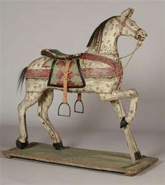 This is a nice folk Horse...