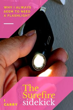 I always seem to need a flashlight.either at home, in a restaurant or ? Here's how I found the perfect solution for ALL my flashlight needs. Perfect Image, Perfect Photo, Love Photos, Cool Pictures, Surefire, Flashlight, Diets, Natural Remedies, Thats Not My