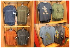 New Men's Apparel to Show Your 'Disney Side' Now Arriving for Spring 2014 at Disney Parks