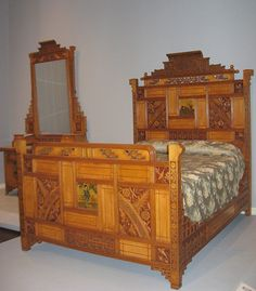 Mitchell and Rammelsburg Bedroom Suite