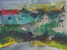 Fantasy (acrylic + aquarelle on paper - 21x30 - 290316)