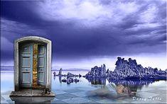 Image result for surreal landscapes