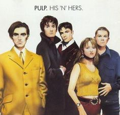 Pulp His 'N' Hers Vinyl Double LP