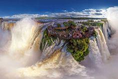 イグアスの滝/アルゼンチン&ブラジル()