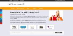 A quoi sert le site www.wp-promotions.fr?