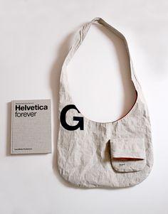 Helvetica forever Osaka, Japan (front pocket)