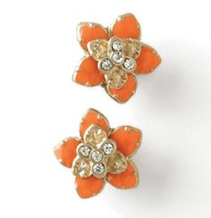 Posey earrings...so cute for spring and summer