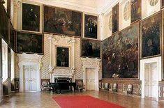 Hlavní sál zámku