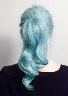 #bluehair