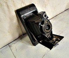 Vintage Pre 1920 Kodak Camera Antique by bestvintagethrift on Etsy, $39.95